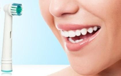 Tandenborsteltjes aan 100% korting