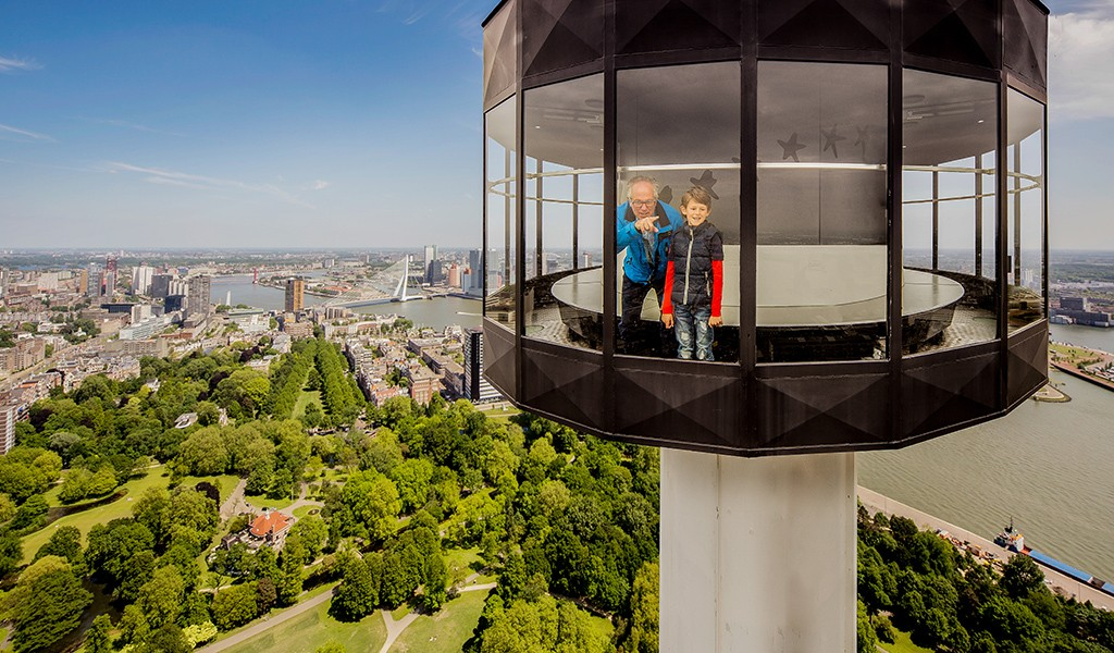 De hoogste toren van NL