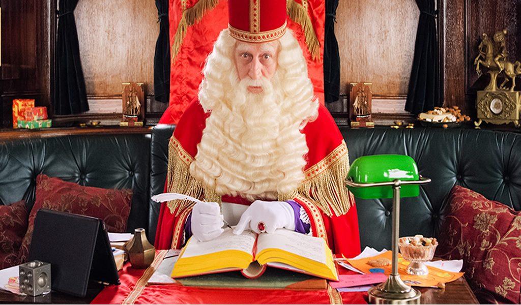 Persoonlijke videoboodschap Sinterklaas