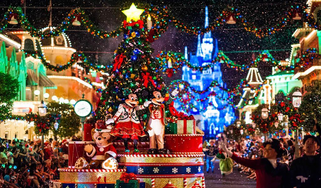 Kerst in magisch pretpark en Parijs