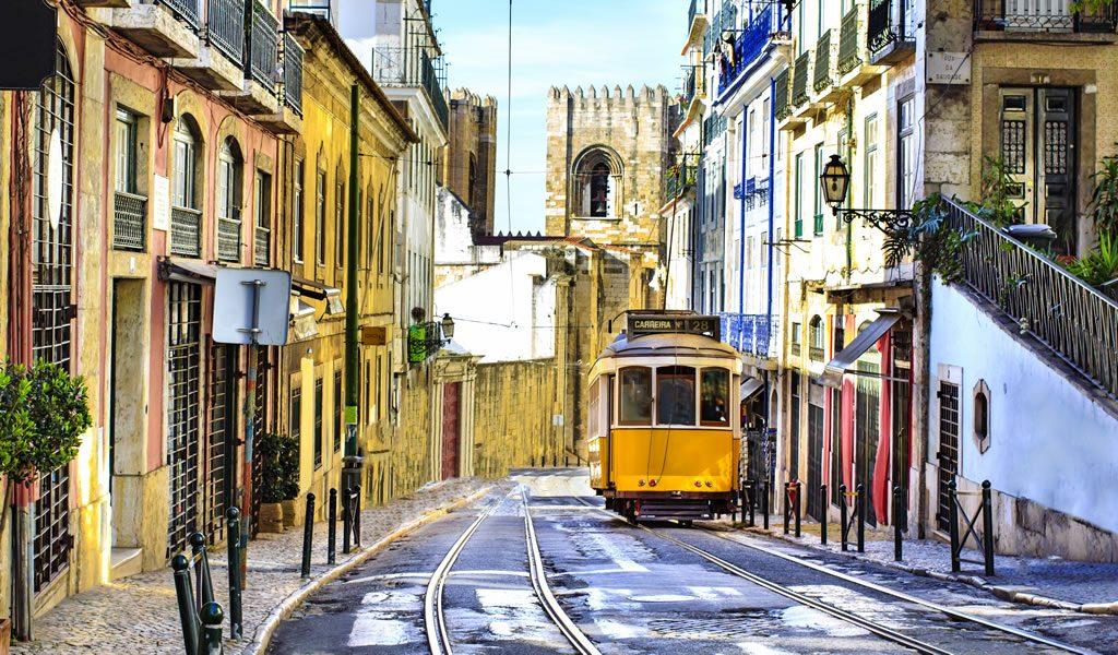 3/4 dagen citytrip Lissabon