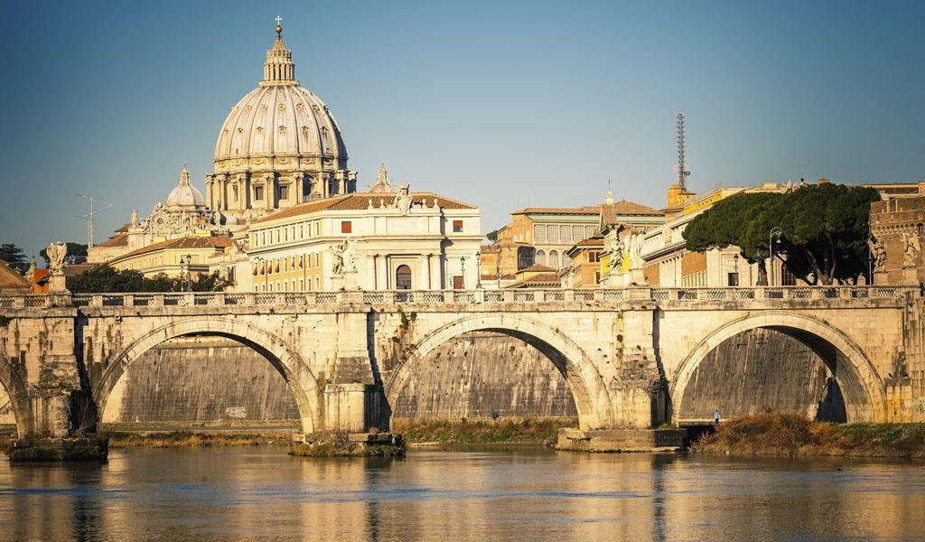 3 daagse citytrip cultureel Rome ✈