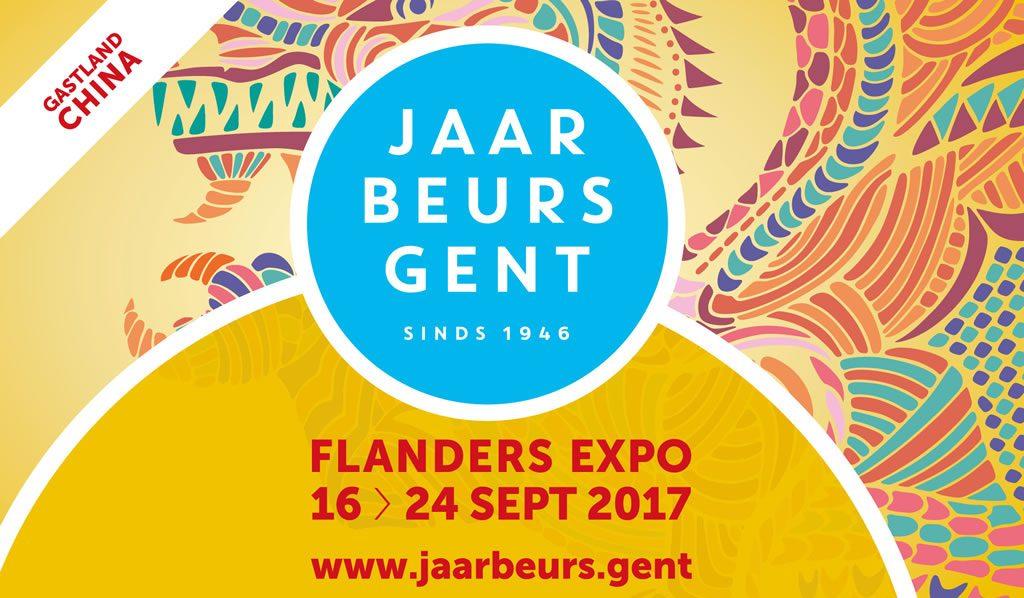 Ticket jaarbeurs Gent