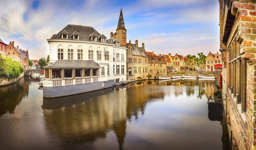 Korting 3 dagen Brugge incl. ontbijt