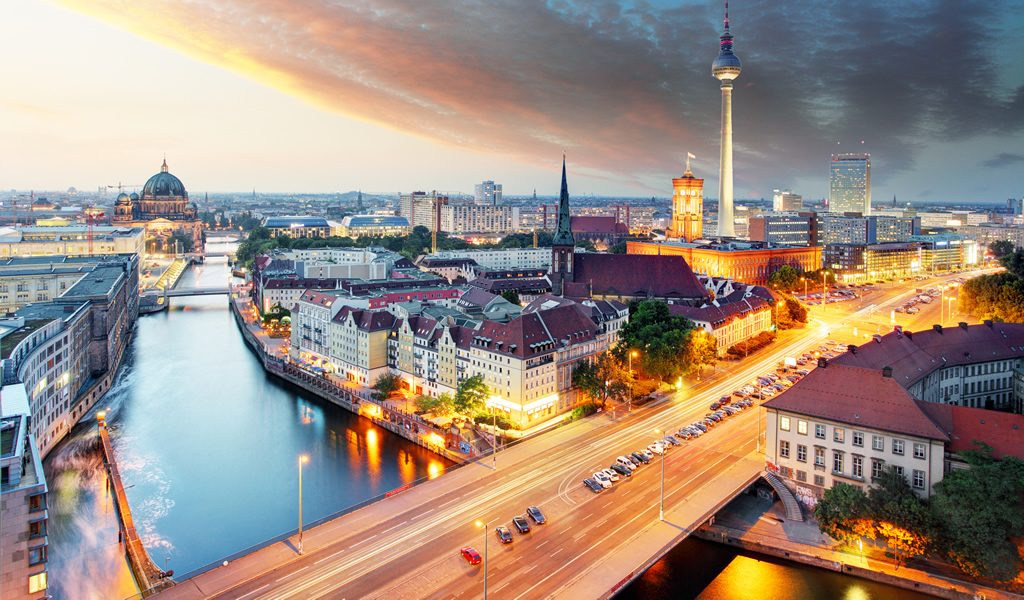 Korting Stedentrip Berlijn