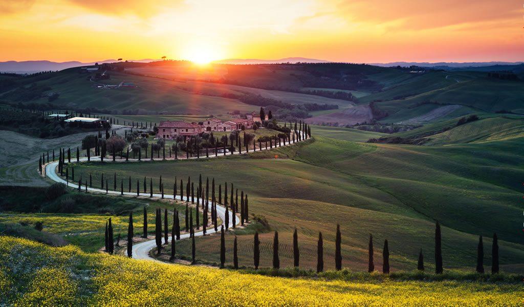 Korting Vakantie in prachtig Toscane