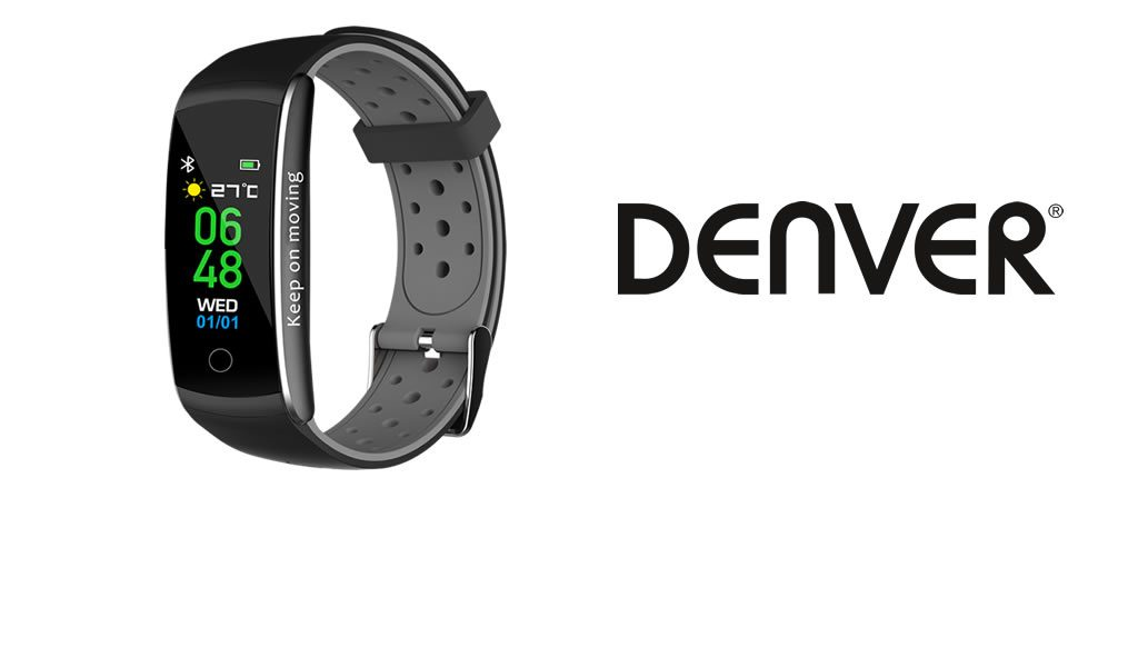 Sportieve Denver activity tracker