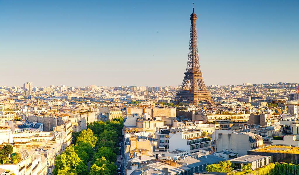 Korting Citytrip naar romantisch Parijs