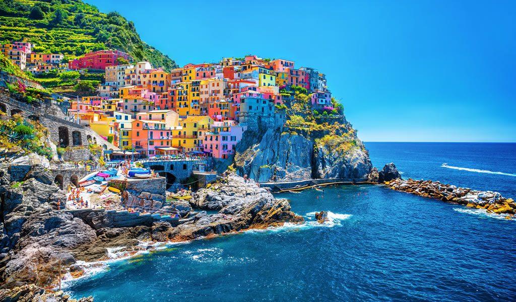 8 dagen Italiaanse kust