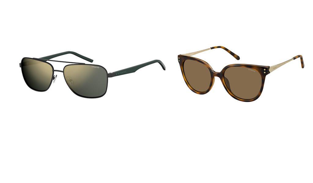 Trendy Polaroid zonnebrillen