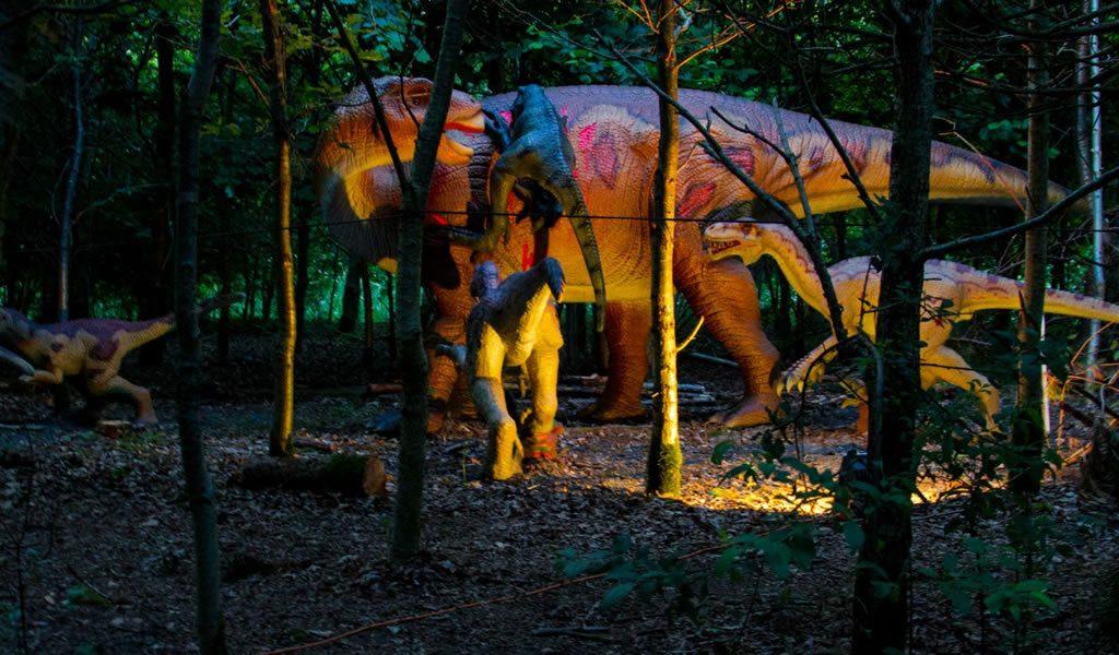 Dagje Dinopark Landgoed Tenaxx