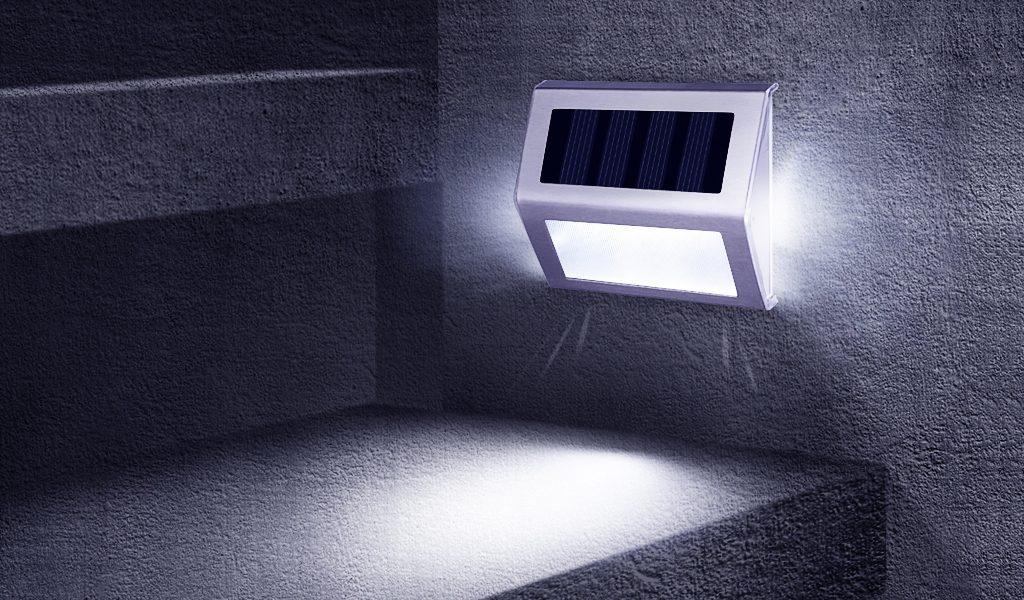 Hyundai Solar lampen - 6 stuks