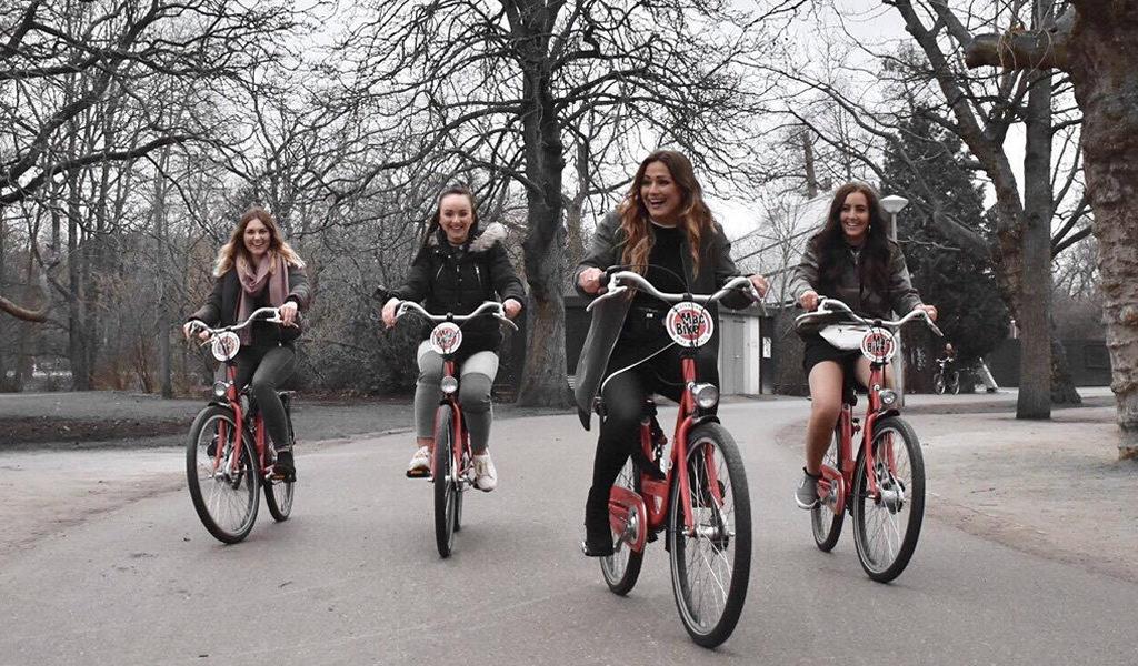 Ontdek Amsterdam op de fiets