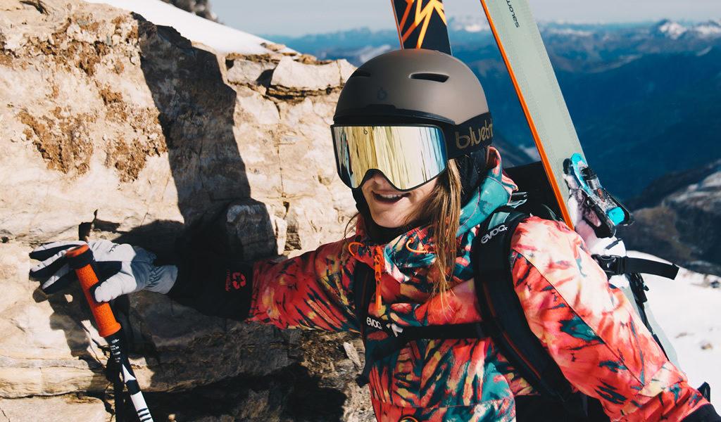 Korting Skibril in verschillende kleuren