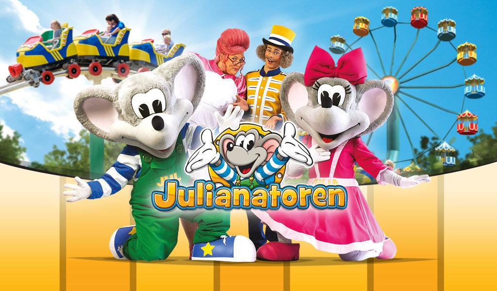 Korting Dagje Kinderpretpark Julianatoren Apeldoorn