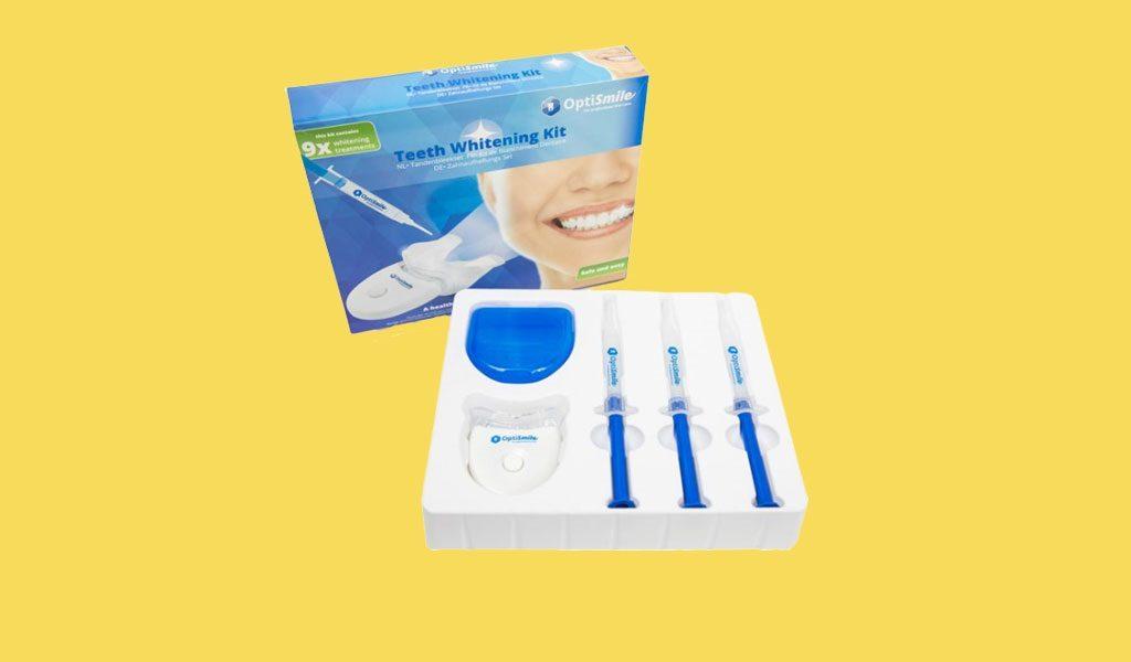 Korting Optismile tandenbleekset