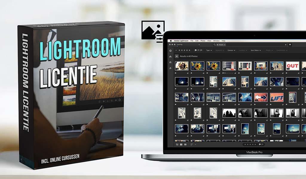 Licentie Adobe Lightroom Classic