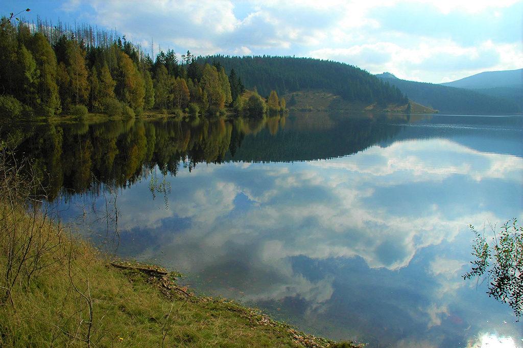 Verblijf in kuurstad Bad Harzburg