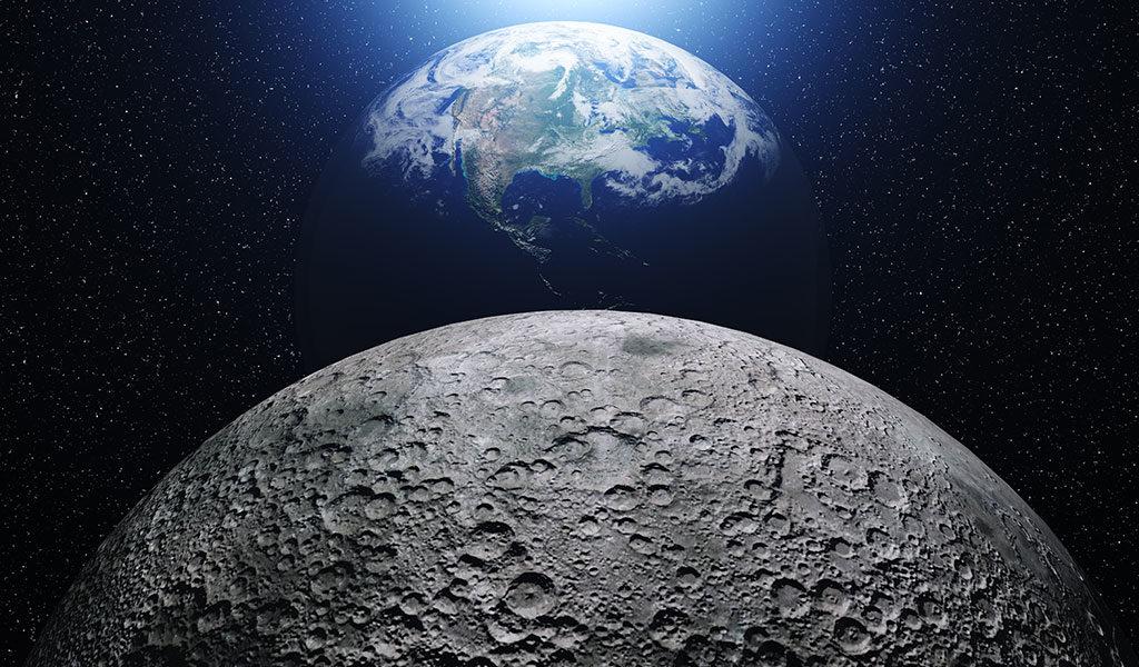 Uniek cadeau: bezit je eigen stukje maan