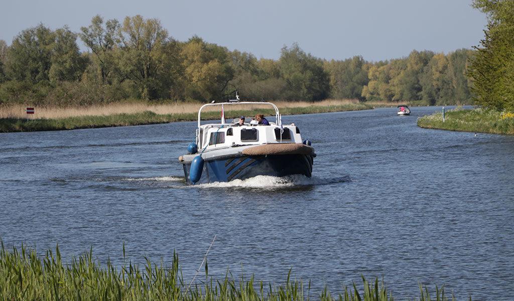 Huur privéboot met schipper