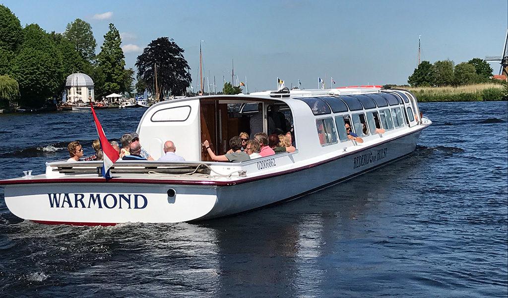 Zomer-herfst cruise vanuit Warmond