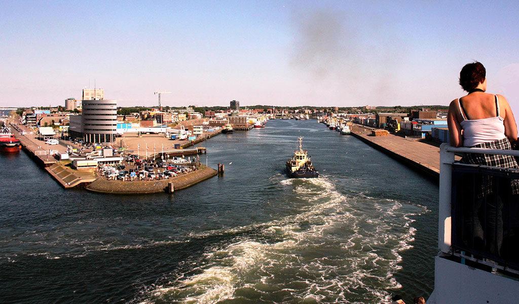 Havenrondvaart Amsterdam + brunch