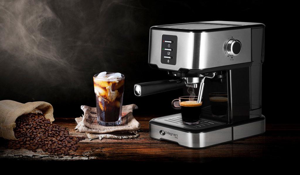 Korting Luxe Espressomachine