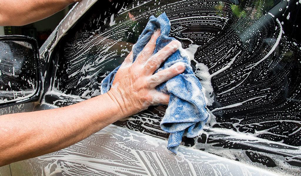 Online cursus Professioneel auto wassen