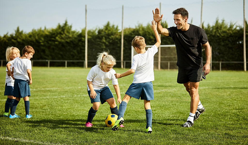 Online cursus jeugdtrainer voetbal